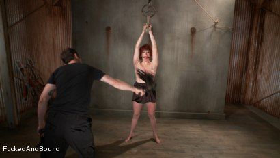 Photo number 3 from The Torment of O shot for  on Kink.com. Featuring Maestro and Odile in hardcore BDSM & Fetish porn.