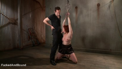 Photo number 4 from The Torment of O shot for  on Kink.com. Featuring Maestro and Odile in hardcore BDSM & Fetish porn.