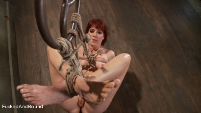 Photo number 5 from The Torment of O shot for  on Kink.com. Featuring Maestro and Odile in hardcore BDSM & Fetish porn.