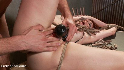 Photo number 7 from The Torment of O shot for  on Kink.com. Featuring Maestro and Odile in hardcore BDSM & Fetish porn.