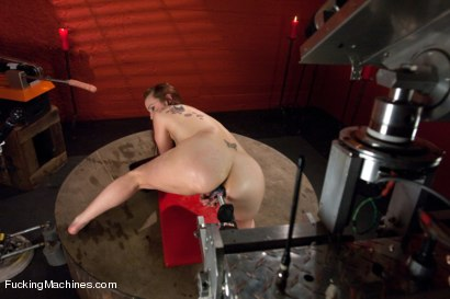 Photo number 8 from Member Requested Hotness: Bella Rossi Fucking with the Big Guns. shot for Fucking Machines on Kink.com. Featuring Bella Rossi in hardcore BDSM & Fetish porn.