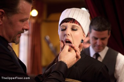 Photo number 1 from Anal Bang Reward for the Brunch Chef shot for The Upper Floor on Kink.com. Featuring Beretta James, Alani Pi and Nerine Mechanique in hardcore BDSM & Fetish porn.