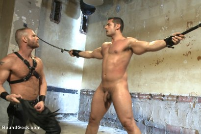 Bound Body Builder