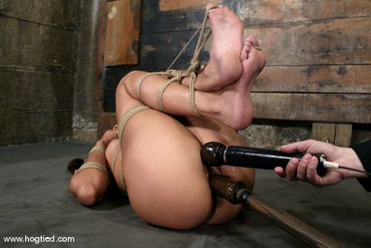 Photo number 5 from Lochai and Isis Love shot for Hogtied on Kink.com. Featuring Lochai and Isis Love in hardcore BDSM & Fetish porn.