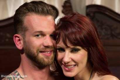 Photo number 9 from One In A Million........... shot for Divine Bitches on Kink.com. Featuring Maitresse Madeline Marlowe  and Will Havoc in hardcore BDSM & Fetish porn.