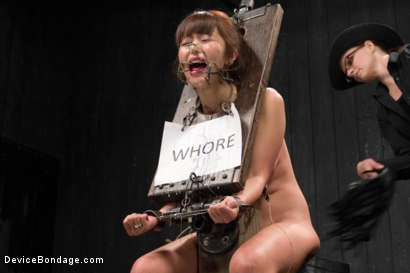 Photo number 2 from Cum Whore shot for Device Bondage on Kink.com. Featuring Marica Hase in hardcore BDSM & Fetish porn.