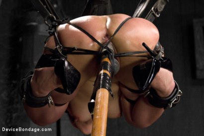 Photo number 12 from Cum Whore shot for Device Bondage on Kink.com. Featuring Marica Hase in hardcore BDSM & Fetish porn.