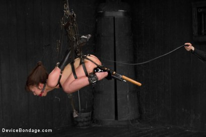 Photo number 13 from Cum Whore shot for Device Bondage on Kink.com. Featuring Marica Hase in hardcore BDSM & Fetish porn.