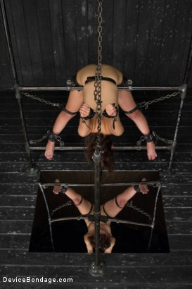 Photo number 7 from Cum Whore shot for Device Bondage on Kink.com. Featuring Marica Hase in hardcore BDSM & Fetish porn.