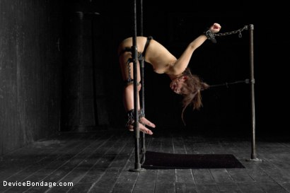 Photo number 8 from Cum Whore shot for Device Bondage on Kink.com. Featuring Marica Hase in hardcore BDSM & Fetish porn.