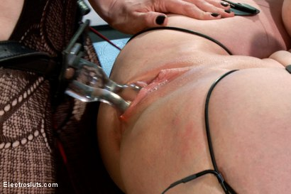 Photo number 13 from Darling Gets Electrofucked! shot for Electro Sluts on Kink.com. Featuring Dee Williams and Lorelei Lee in hardcore BDSM & Fetish porn.