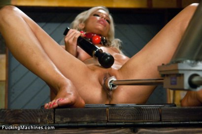 Photo number 10 from The Mother of Dragons, Milk, an Alien, 33F Tits & FuckingMachines.com shot for Fucking Machines on Kink.com. Featuring Holly Brooks in hardcore BDSM & Fetish porn.