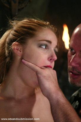 Photo number 6 from Hollie Stevens and Mark Davis shot for Sex And Submission on Kink.com. Featuring Hollie Stevens and Mark Davis in hardcore BDSM & Fetish porn.