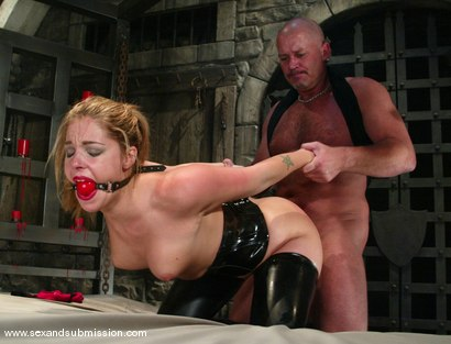 Photo number 10 from Hollie Stevens and Mark Davis shot for Sex And Submission on Kink.com. Featuring Hollie Stevens and Mark Davis in hardcore BDSM & Fetish porn.