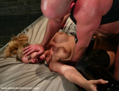 Photo number 12 from Hollie Stevens and Mark Davis shot for Sex And Submission on Kink.com. Featuring Hollie Stevens and Mark Davis in hardcore BDSM & Fetish porn.