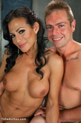 Photo number 15 from ANOTHER BRAND NEW DOM DEBUT - THE LATINA HOTTIE, JAQUELIN BRAXTON shot for TS Seduction on Kink.com. Featuring John Jammen and Jaquelin Braxton in hardcore BDSM & Fetish porn.