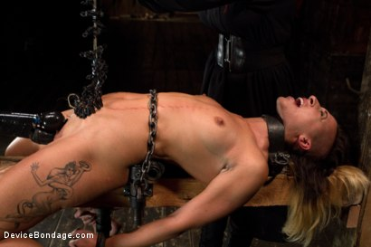 Photo number 13 from Mz Berlin vs Andre Shatki shot for Device Bondage on Kink.com. Featuring Andre Shakti and Mz Berlin in hardcore BDSM & Fetish porn.