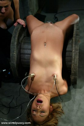 Photo number 6 from Kat shot for Wired Pussy on Kink.com. Featuring Kat in hardcore BDSM & Fetish porn.