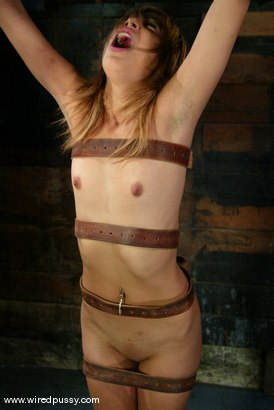 Photo number 10 from Kat shot for Wired Pussy on Kink.com. Featuring Kat in hardcore BDSM & Fetish porn.