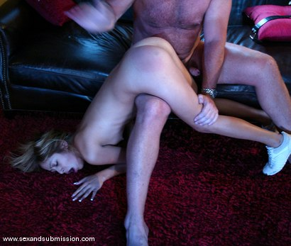 Photo number 5 from Mark Davis and Kat shot for Sex And Submission on Kink.com. Featuring Mark Davis and Kat in hardcore BDSM & Fetish porn.
