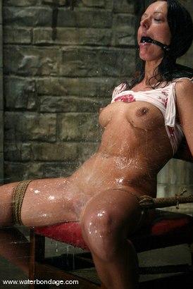 Photo number 4 from Melissa Lauren shot for Water Bondage on Kink.com. Featuring Melissa Lauren in hardcore BDSM & Fetish porn.
