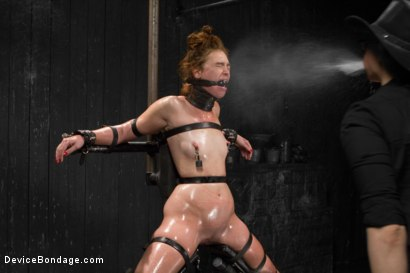 Photo number 10 from Jodi Taylor LIVE shot for Device Bondage on Kink.com. Featuring Jodi Taylor, Mz Berlin and Ivy Addams in hardcore BDSM & Fetish porn.