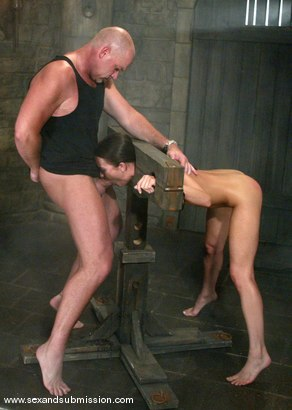 Photo number 8 from Jamie Huxley and Mark Davis shot for Sex And Submission on Kink.com. Featuring Jamie Huxley and Mark Davis in hardcore BDSM & Fetish porn.