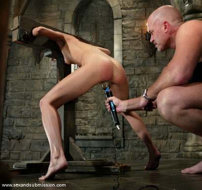 Photo number 9 from Jamie Huxley and Mark Davis shot for Sex And Submission on Kink.com. Featuring Jamie Huxley and Mark Davis in hardcore BDSM & Fetish porn.