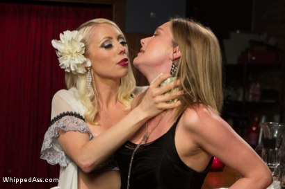 Photo number 2 from The Lounge Singer And The Thieving Waitress shot for Whipped Ass on Kink.com. Featuring Lorelei Lee and Star in hardcore BDSM & Fetish porn.