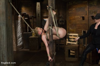 Photo number 9 from Tracey Sweet shot for Hogtied on Kink.com. Featuring Tracey Sweet in hardcore BDSM & Fetish porn.