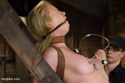 Photo number 10 from Tracey Sweet shot for Hogtied on Kink.com. Featuring Tracey Sweet in hardcore BDSM & Fetish porn.