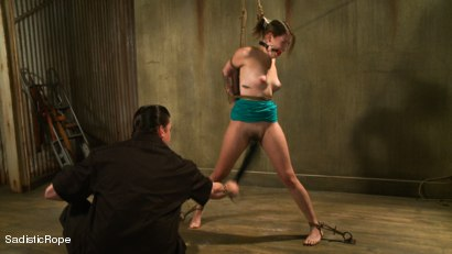 Photo number 1 from Please, Mister, No shot for Sadistic Rope on Kink.com. Featuring Missy Minks in hardcore BDSM & Fetish porn.