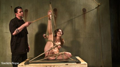 Photo number 13 from Please, Mister, No shot for Sadistic Rope on Kink.com. Featuring Missy Minks in hardcore BDSM & Fetish porn.