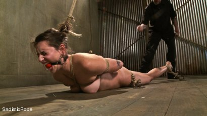 Photo number 3 from Please, Mister, No shot for Sadistic Rope on Kink.com. Featuring Missy Minks in hardcore BDSM & Fetish porn.