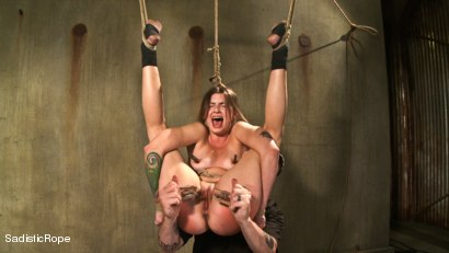 Photo number 9 from Please, Mister, No shot for Sadistic Rope on Kink.com. Featuring Missy Minks in hardcore BDSM & Fetish porn.