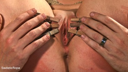 Photo number 10 from Please, Mister, No shot for Sadistic Rope on Kink.com. Featuring Missy Minks in hardcore BDSM & Fetish porn.