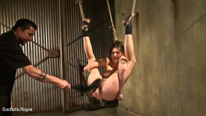 Photo number 12 from Please, Mister, No shot for Sadistic Rope on Kink.com. Featuring Missy Minks in hardcore BDSM & Fetish porn.