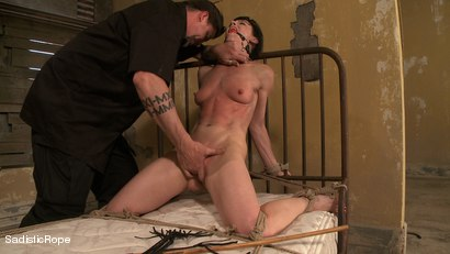 Photo number 3 from WARNING! Extreme Torment and Mind Bending Orgasms shot for Sadistic Rope on Kink.com. Featuring Elise Graves in hardcore BDSM & Fetish porn.