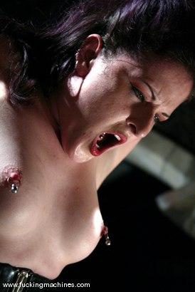 Photo number 7 from Caroline Pierce shot for Fucking Machines on Kink.com. Featuring Caroline Pierce in hardcore BDSM & Fetish porn.