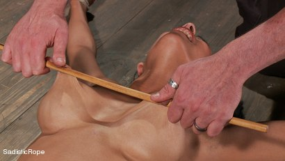 Photo number 13 from Slut Interrogation shot for Sadistic Rope on Kink.com. Featuring Beretta James in hardcore BDSM & Fetish porn.
