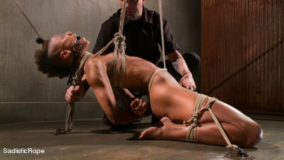Photo number 15 from Total Domination shot for Sadistic Rope on Kink.com. Featuring Nikki Darling in hardcore BDSM & Fetish porn.