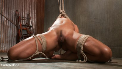 Photo number 4 from Total Domination shot for Sadistic Rope on Kink.com. Featuring Nikki Darling in hardcore BDSM & Fetish porn.