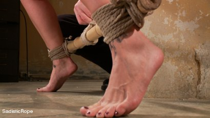 Photo number 2 from Helpless Whore's Suffering shot for Sadistic Rope on Kink.com. Featuring Bella Rossi in hardcore BDSM & Fetish porn.