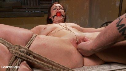 Photo number 6 from Helpless Whore's Suffering shot for Sadistic Rope on Kink.com. Featuring Bella Rossi in hardcore BDSM & Fetish porn.