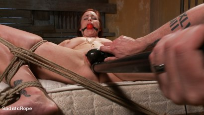 Photo number 12 from Helpless Whore's Suffering shot for Sadistic Rope on Kink.com. Featuring Bella Rossi in hardcore BDSM & Fetish porn.