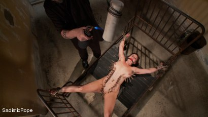 Photo number 13 from Helpless Whore's Suffering shot for Sadistic Rope on Kink.com. Featuring Bella Rossi in hardcore BDSM & Fetish porn.