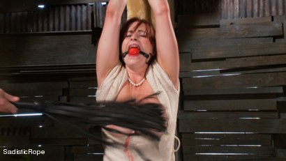 Photo number 3 from Helpless Whore's Suffering shot for Sadistic Rope on Kink.com. Featuring Bella Rossi in hardcore BDSM & Fetish porn.