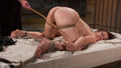 Photo number 10 from Helpless Whore's Suffering shot for Sadistic Rope on Kink.com. Featuring Bella Rossi in hardcore BDSM & Fetish porn.