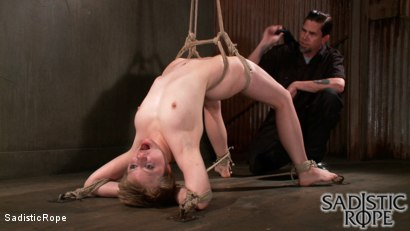 Photo number 2 from Taking a Piece of Pi shot for Sadistic Rope on Kink.com. Featuring Alani Pi in hardcore BDSM & Fetish porn.