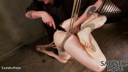 Photo number 10 from Fists of Fury shot for Sadistic Rope on Kink.com. Featuring Mallory Mallone in hardcore BDSM & Fetish porn.